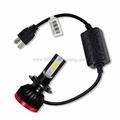 K1 mini car LED headlight retrofit light highlight spotlight DOB