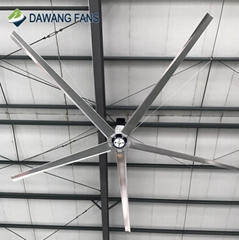 best selling Large Ibndustrial Ceiling Fan with 24 Feet Diameter of Blades in th