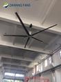 china fan factory big industrial air ceiling fan industrial wall electric fan  1