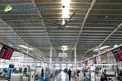 big air industrial ceiling fan industrial commercial warehouse hvls ceiling fans