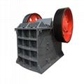 high efficiency ironstone jaw crusher