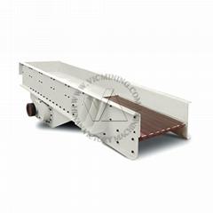 Factory Price ore gravel vibrating feeder of mining machine