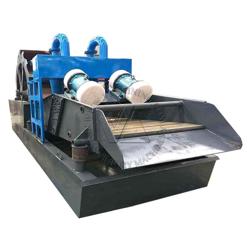 high efficiency sand washing machine aggregate washing and dewatering  2