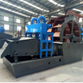 high efficiency sand washing machine aggregate washing and dewatering  4