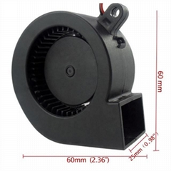 speed 4600RPM 6025 DC 5V Air blower With lock protection Humidifier fan