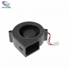 DC 12V 2Wire Cooling Brushless Blower Fan 7530 with 3pin 4pin