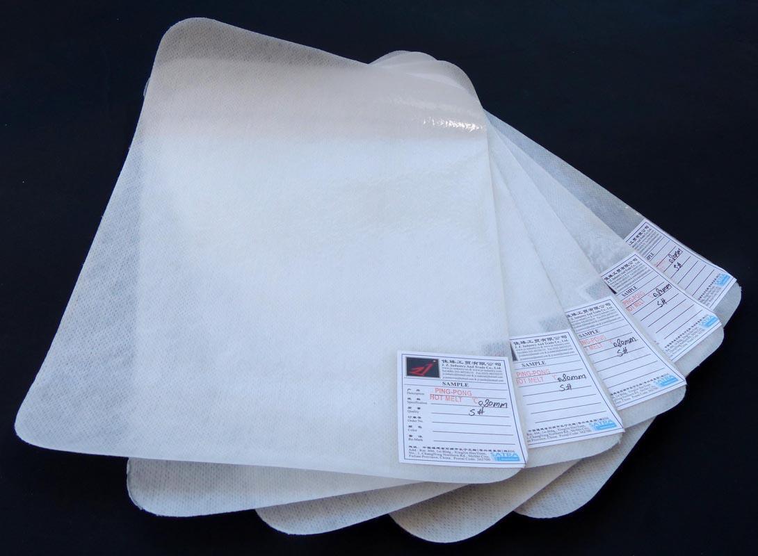 水刺布熱熔膠 2
