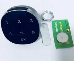 Electronic Keypad Code Password Locker Drawer Cabinet Twist Cam Lock