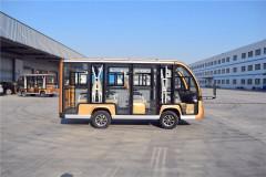 南京国伦电动观光车 2
