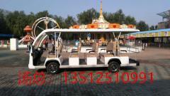 南京14座电动观光车 3