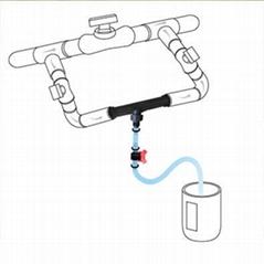Venturi Fertilizer Injector Economic drip tape
