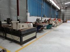 厂家出售一批二手塑料板切割机 广告雕刻机
