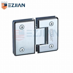 Shower Hinge--Glass to glass 180° EJ-1005