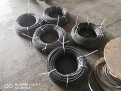 厂家直销各种日系德系电梯钢丝绳麻芯钢芯电梯曳引钢丝绳