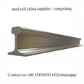 55q/q235 GB standard light steel rail
