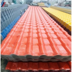 Roofing Tiles Design Synthetic Resin Roof Tiles For Building Materials