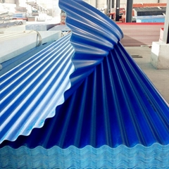 ASA Spanish Roof Tile Cheap Price Corrugated PVC Roof Sheet