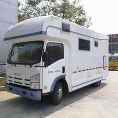 ISU-ZU Caravan Camper Motor home for trucks