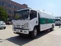 ISU ZU 600P vacuum dust suction road