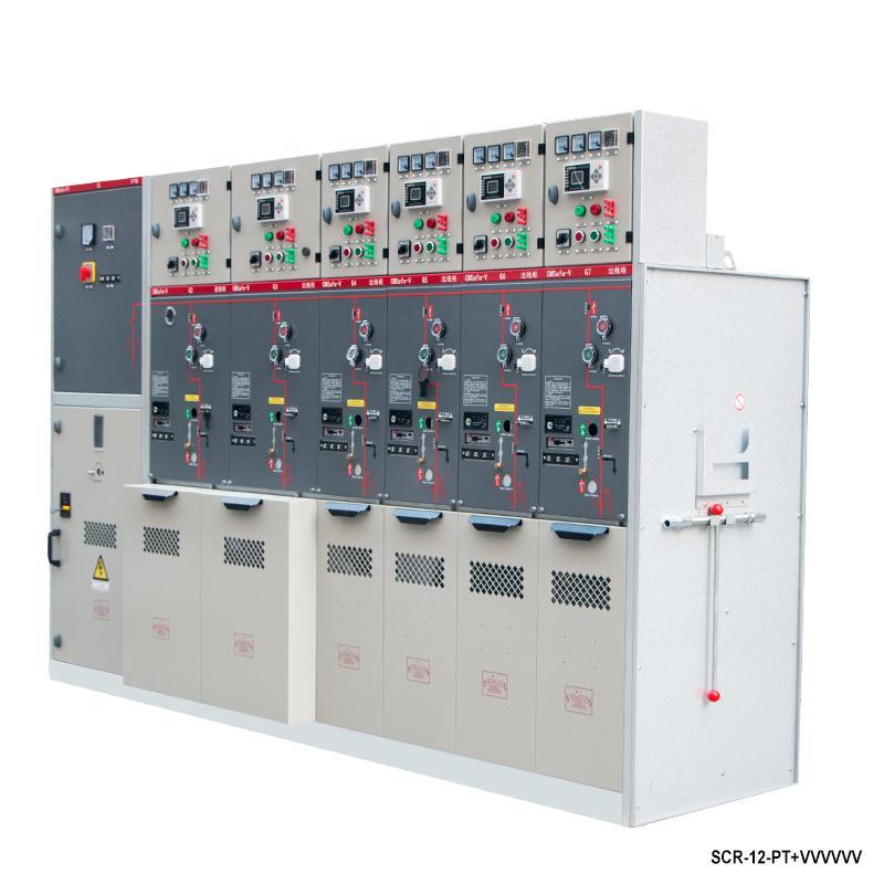 SF6氣體絕緣開關櫃 1