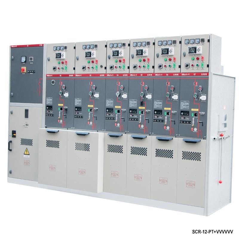 SF6氣體絕緣開關櫃 2