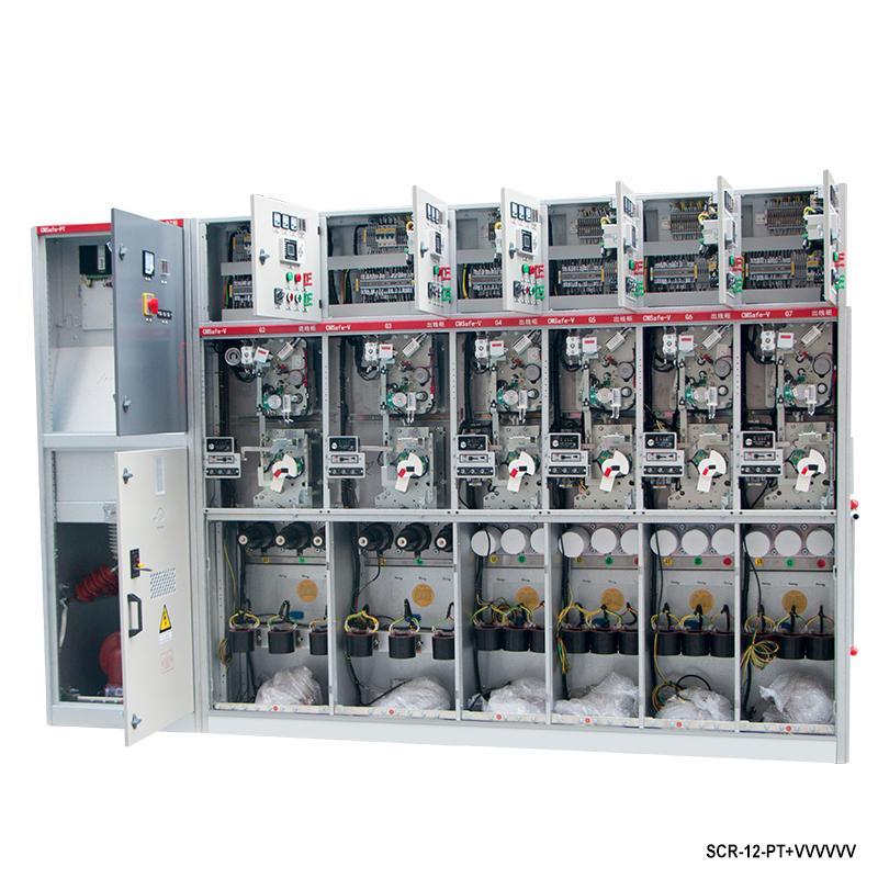 SF6氣體絕緣開關櫃 3