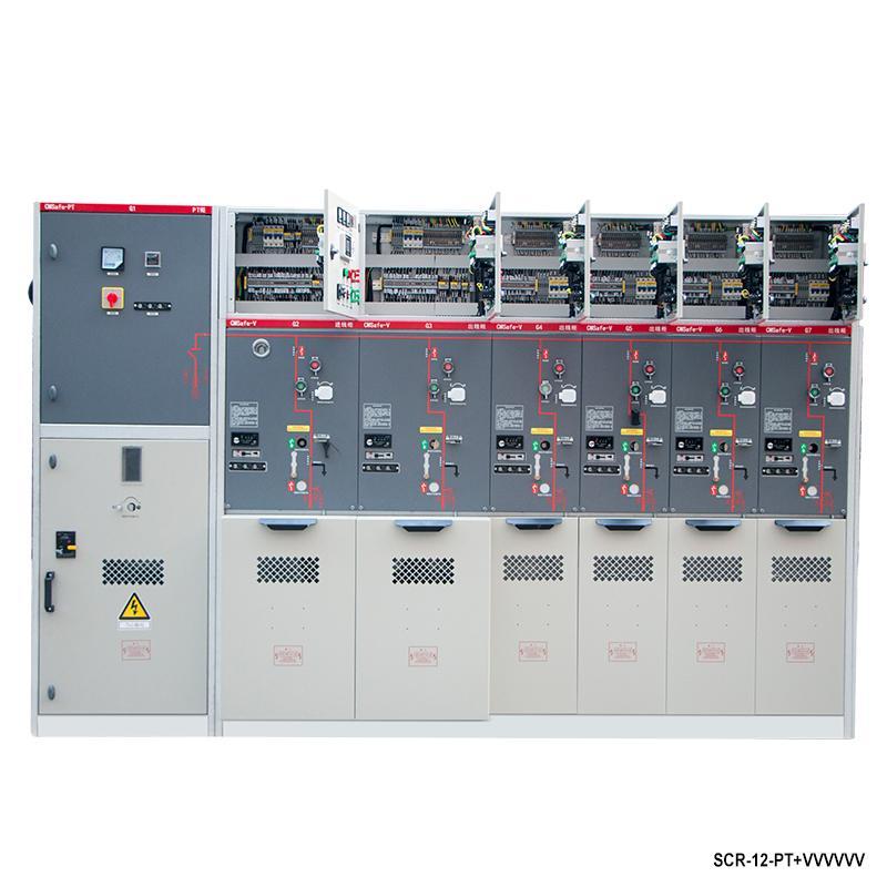 SF6氣體絕緣開關櫃 5