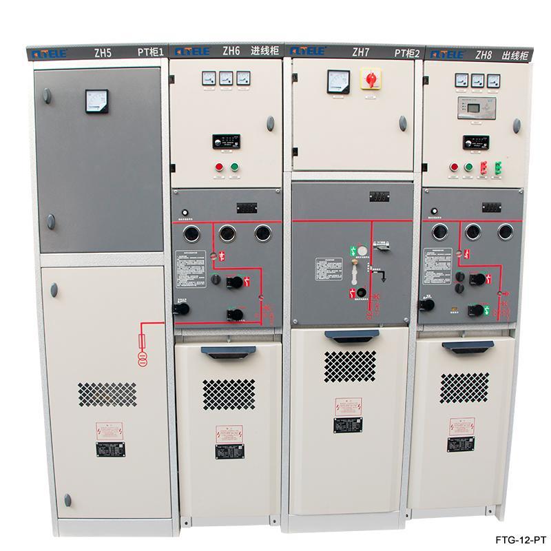 FTG-12-630-20型固體絕緣環網櫃 1