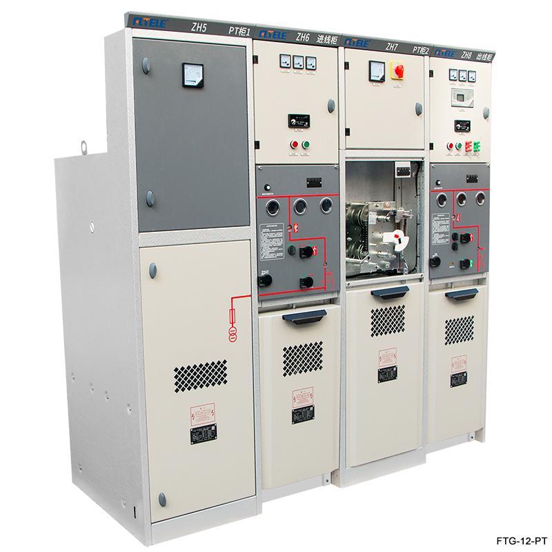 FTG-12-630-20型固體絕緣環網櫃 3