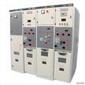 FTG-12-630-20型固體絕緣環網櫃 4