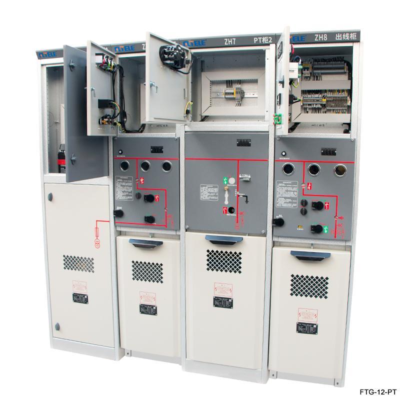 FTG-12-630-20型固體絕緣環網櫃 5