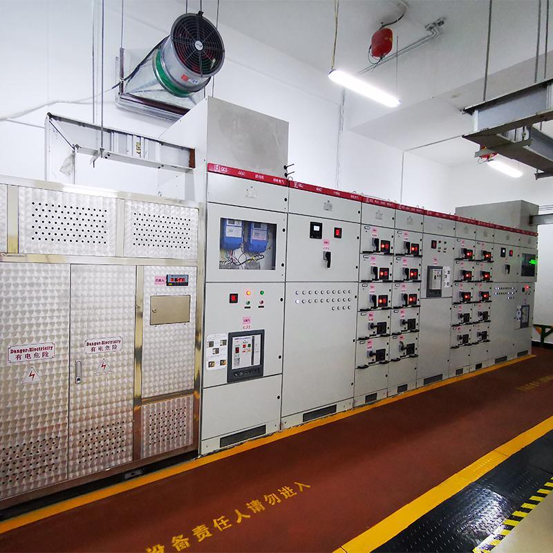 KYN28抽出式中置開關櫃 1