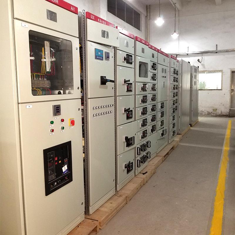 KYN28抽出式中置開關櫃 2