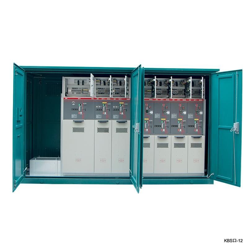 KYN28抽出式中置開關櫃 4