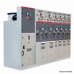 SCR(M)12kv24KV36KV充气式开关柜