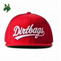 Wholesale Snapback Custom 3d Embroidery Two Tone Basketball Hats And Caps Custom