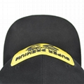 Custom Gift Wrap Snapback Hat Cap Embroidery Pu Rubber Patch Hat With Yupoo Hat