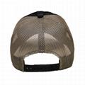 Hot Sale Veterans Trump Hat Distressed Custom Embroidery Trucker Dad Hat