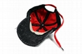 Custom label vintage washed dad hat Promotional price denim baseball cap embroid