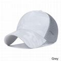 2020 New Ponytail Baseball Cap From China Summer Womens Adjustable Black Hat Mes