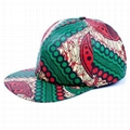 Plain 5 panel hat aztecs style 5 panel hat african print snapback hat
