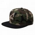 Camo 2020 organic bone snapback hats new