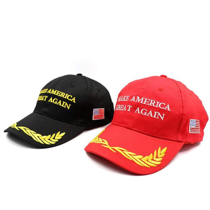 Custom MAGA Hat Donald Trump Slogan Baseball Cap USA Flag Cap Unisex  4
