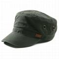 Baseball Cap Custom Army Military Radar Hat Unisex Adjustable Baseball Cadet Cap