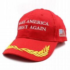 Custom MAGA Hat Donald T