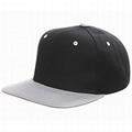 Customize Blank Snapback Hats Acrylic Two Tone Casquette Bone Trucker Hat Caps