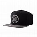 Customize Embroidery Arabic Snapback Hats and caps custom topi snapback