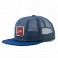 Trucker Snapback Mesh Cap Hat Embroidery