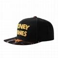New Custom Blank Era Snapback Caps Hats Embroidery Topi with string