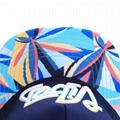 Customize Snapback Cap Bulk Stocks Printed Brim Casquette Ajustable Manufacturer